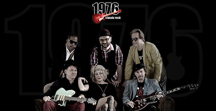 1976 Classic Rock Band